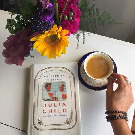 my life in france. marisa murrow. julia child